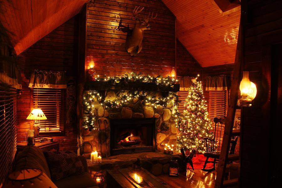 Inspiration et conseils pour passer Noël au chalet en famille